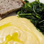 #unaricettaalmese Direttamente dalla Puglia: fave, cicorie e pane integrale